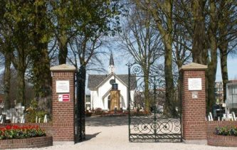 begraafplaats Noordwijk