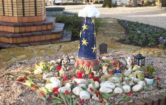 monument ongedoopte kinderen noordwijk