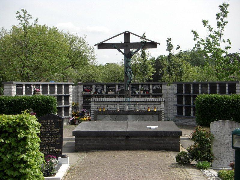 Sintjozef Begraafplaats Nwh