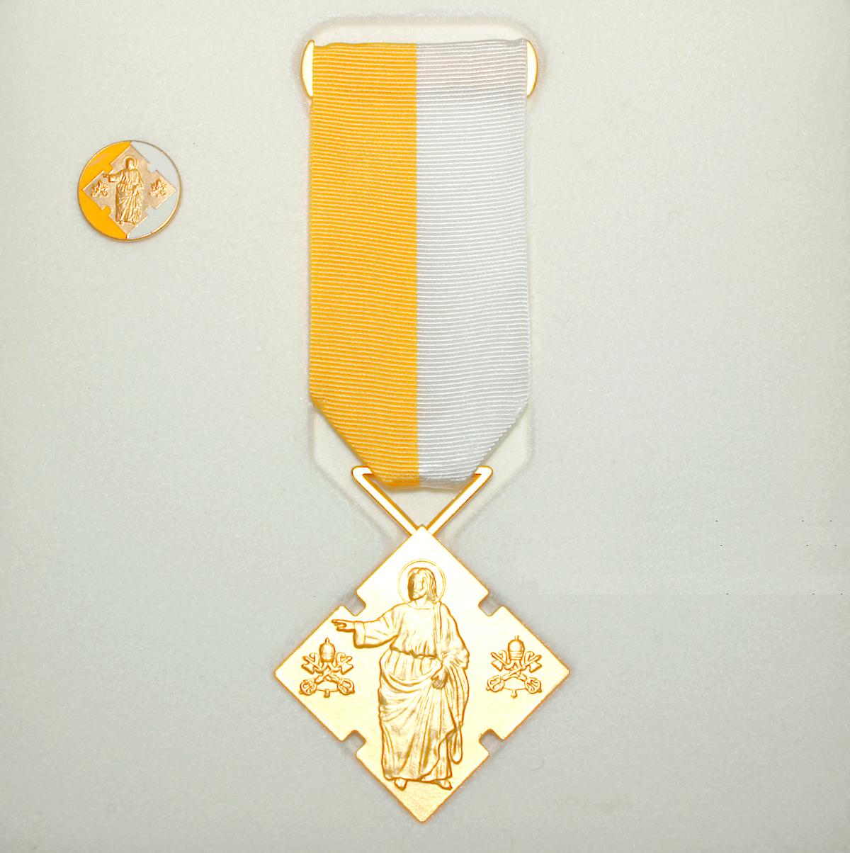 Benemerenti Medal Front