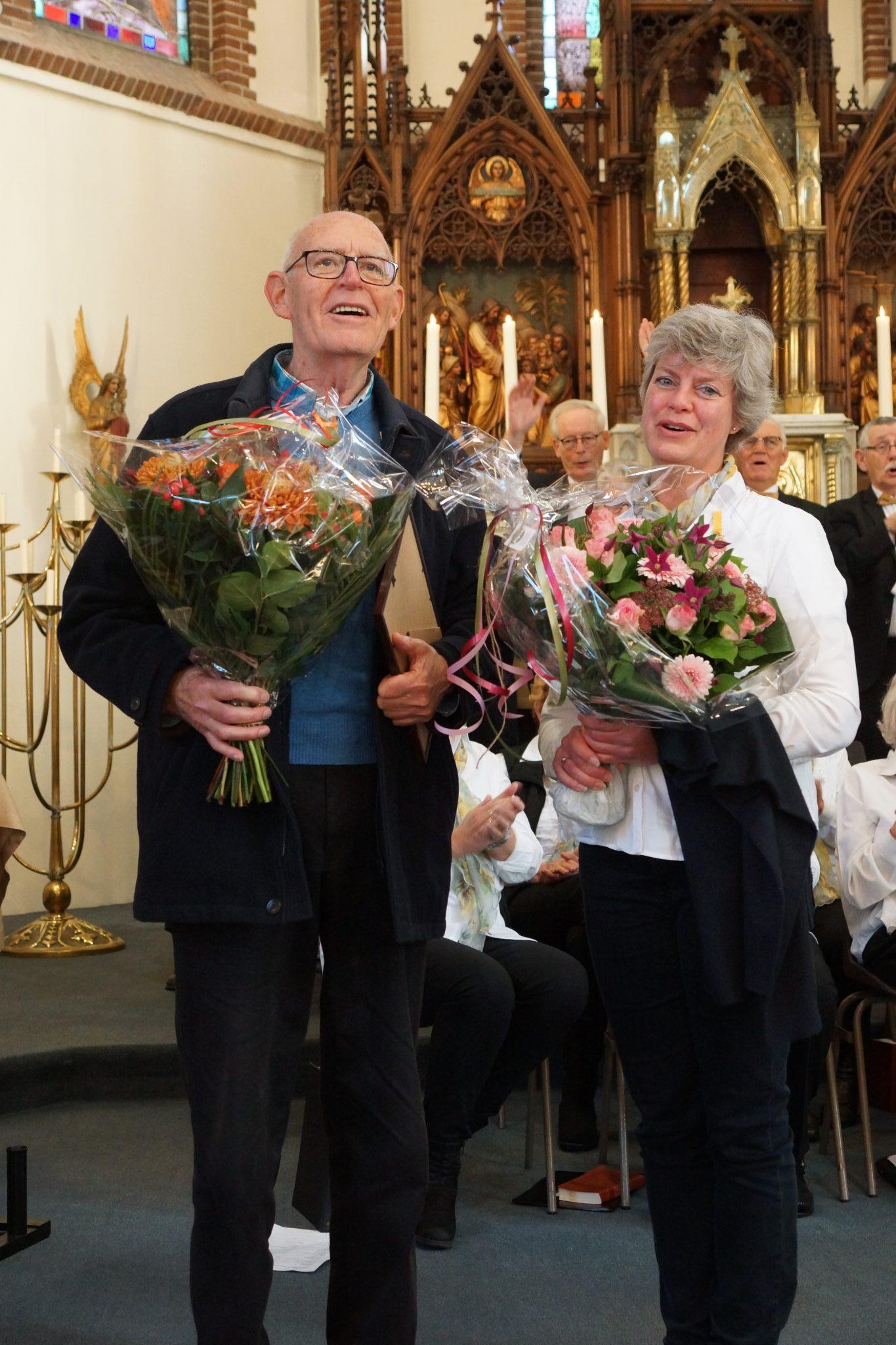 Onderscheidingen In Voorhout