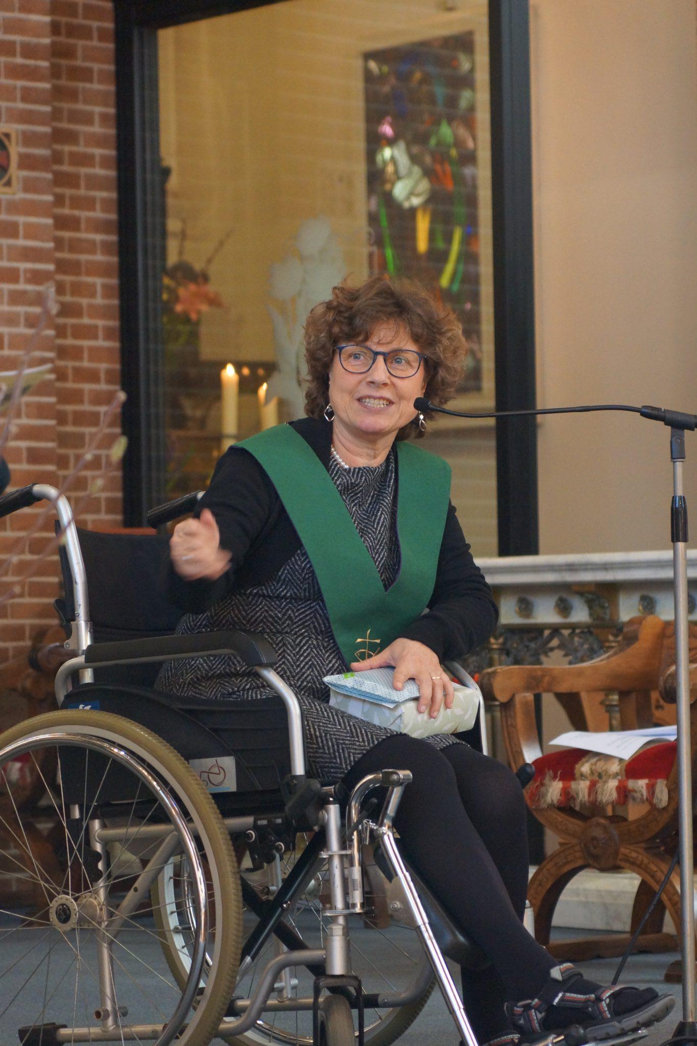 Afscheid Pastor Marion Claassens