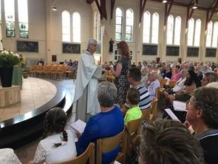 Eerste Heilige Communie, Ouder Van Tom